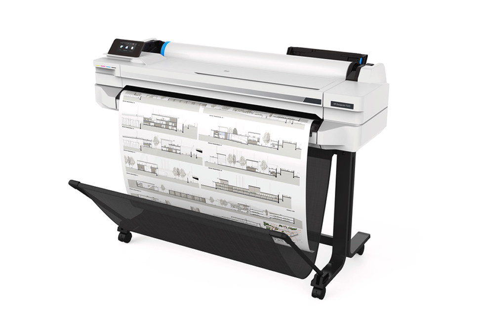 HP DesignJet T500 CAD Printer