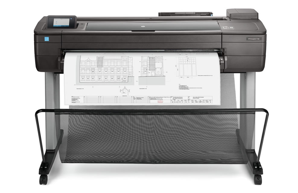 HP DesignJet T730 Printer