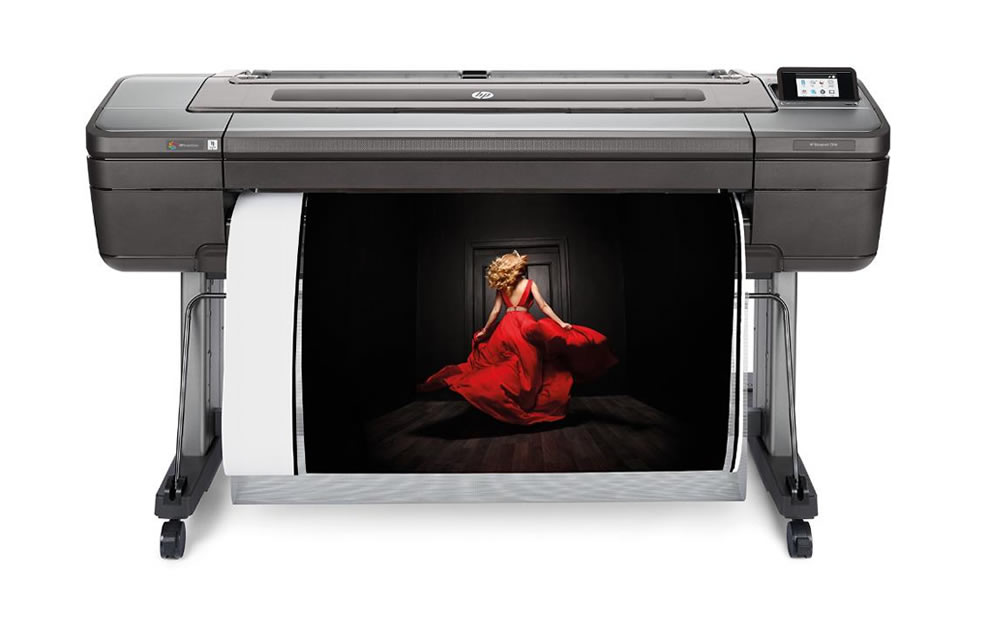 large wide format indoor print applications, vinyl, canvas, banner, wallpaper, signage, photography, fine art