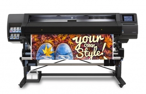 HP latex large format printers