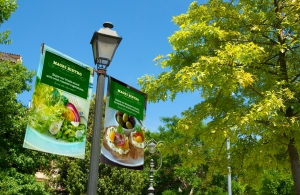 HP Latex - durable outdoor banners