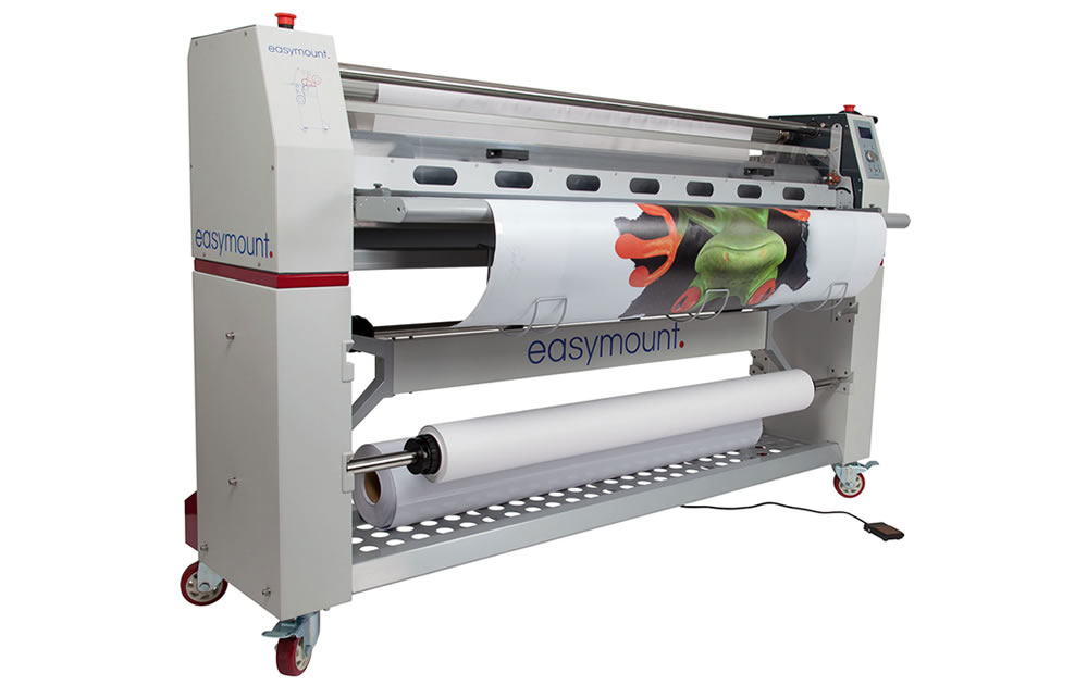 EasyMount 1600mm single hot laminator